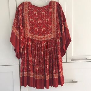 Spell & The Gypsy Collective Dresses - Spell Jewel Tunic Dress in Copper